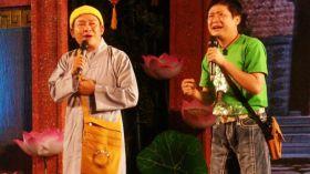 Lên Chùa Bán Nhang - Hài Tấn Beo, Tấn Bo