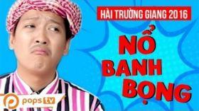Nổ Banh Bọng - Hài Trường Giang, Lyna Thùy Linh