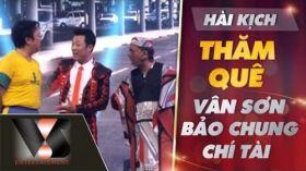 Thăm Quê - Hài Vân Sơn, Bảo Chung, Chí Tài - Vân Sơn 50 - Chuyện Tình Quê Hương Tôi