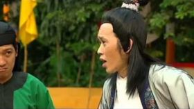 Thiện Ác Vô Song P1 - Hài Hoài Linh ft Cát Phượng, Nhóm hài Hữu Lộc