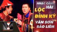 Lộc Đỉnh Ký - Vân Sơn ft Bảo Liêm, Jonathan, Bé Ti [Liveshow hài Vân Sơn Down Under]
