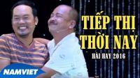 Tiếp Thị Thời Nay - Hài Long Đẹp Trai, Hoàng Sơn, Lê Nam - Liveshow kỷ niệm 12 Năm Nụ Cười Mới