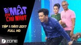 Bí Mật Đêm Chủ Nhật 2017 - Tập 1 Full HD - Việt Hương, Trường Giang, Hoàng Sơn