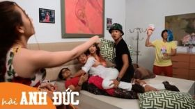 Chuyện Tình 3 Đù - Tập 3 - Serie hài Anh Đức ft Hoàng Phi, La Thành, Diệu Nhi, Quốc Huy, Huỳnh Kim Khánh