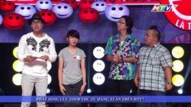 Cười Là Thua 2014 - Tập 20 - Trường Giang, Hoàng Mập đối chiến Hiếu Hiều, Hứa Minh Đạt