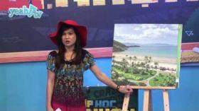 Lớp Học Vui Nhộn 36 | Biển Việt Nam | Ngọc Khanh, Hoàng Yến Chibi, Lilly Luta | Fullshow