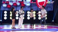 Cười Là Thua 2014 - Tập 17 - Thúy Nga và Khánh Nam đại chiến Thu Trang và Thanh Tùng
