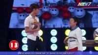 Cười Là Thua 2014 - Tập 4 - Hiếu Hiền, Lê Hoàng đấu với Trường Giang, Tiến Luật