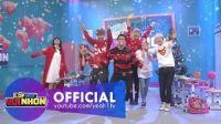 Lớp Học Vui Nhộn 55   Merry Christmas   Hòa Minzy & Hải Băng   Fullshow