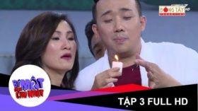 Bí Mật Đêm Chủ Nhật 2016 | Tập 3 Full Hd: Quang Minh - Hồng Đào - Vân Sơn - Long Nhật - Trấn Thành