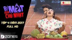 Bí Mật Đêm Chủ Nhật 2017 l Tập 4 Full HD | Việt Hương khóc nức nở khi làm người thứ 3
