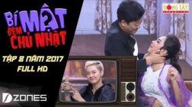 Bí Mật Đêm Chủ Nhật 2017 l Tập 8 Full HD - ngày 27/08/2017