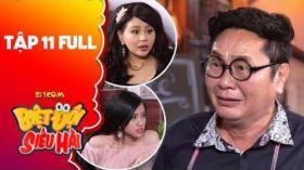 Biệt đội siêu hài | Tập 11 full: Lê Giang, Thiên Nga
