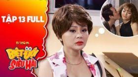 Biệt đội siêu hài | Tập 13 full: Lê Giang