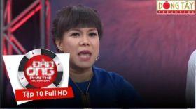 Đàn Ông Phải Thế Mùa 2 | Tập 10 FULL HD - Bạch Công Khanh, Võ Hạ Trâm, Key, Na Whan