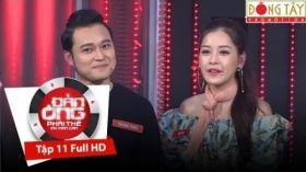 Đàn Ông Phải Thế Mùa 2 | Tập 11 FULL HD - Chi Pu, Thái Trinh, Bích Trâm, Quang Vinh, Chí Thiện