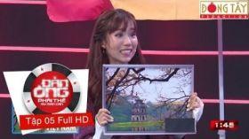 Đàn Ông Phải Thế Mùa 2 | Tập 5 FULL HD - Công Văn Dương, Min, Châu Đăng Khoa, Vicky Nhung