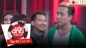 Đàn Ông Phải Thế Mùa 2 | Tập 8 FULL HD - Lê Lộc, Puka, Bảo Trân, Ngô Phương Anh