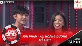 Đàn Ông Phải Thế Mùa 3 | Tập 1 Full HD: Việt Hương hứa nâng đỡ Ali Hoàng Dương