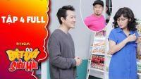 Biệt đội siêu hài | Tập 4 full: Lê Giang trúng