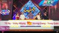 Ngạc Nhiên Chưa | Tập 30 | Tố Ny - Vicky Nhung vs Hương Giang - Trung Quân | 27/4/2016