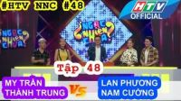 Ngạc Nhiên Chưa | Tập 48 Full | My Trần, Thành Trung Vs Lan Phương, Nam Cường | 31/8/2016