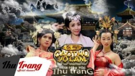 Bí Mật Cao Thủ Võ Lâm - Hài Thu Trang, Tiến Luật, Vinh Râu