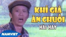 Khỉ Già Ăn Chuối - Liveshow hài Cười Cùng Long Đẹp Trai ft Hoài Linh
