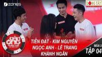 Đàn Ông Phải Thế Mùa 3 | Tập 4 Full HD: Việt Hương đồng loạt được trai đẹp tặng hoa